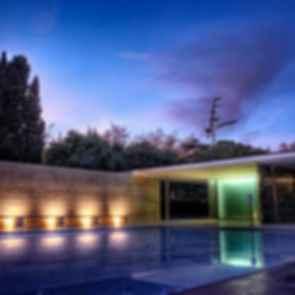 The Barcelona Pavilion - Exterior