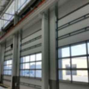 Salt Lake County Fleet Management Building - Interior