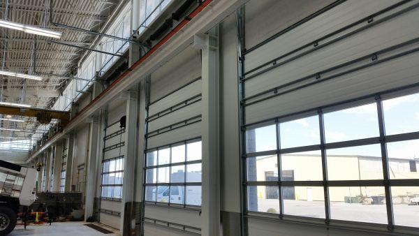 Salt Lake County Fleet Management Building Interior