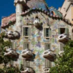 Casa Batllo - Façade