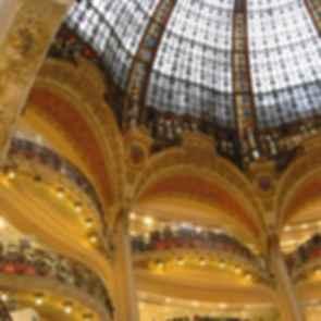 Galeries Lafayette Paris Haussmann - Detail