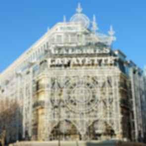 Galeries Lafayette Paris Haussmann - Exterior