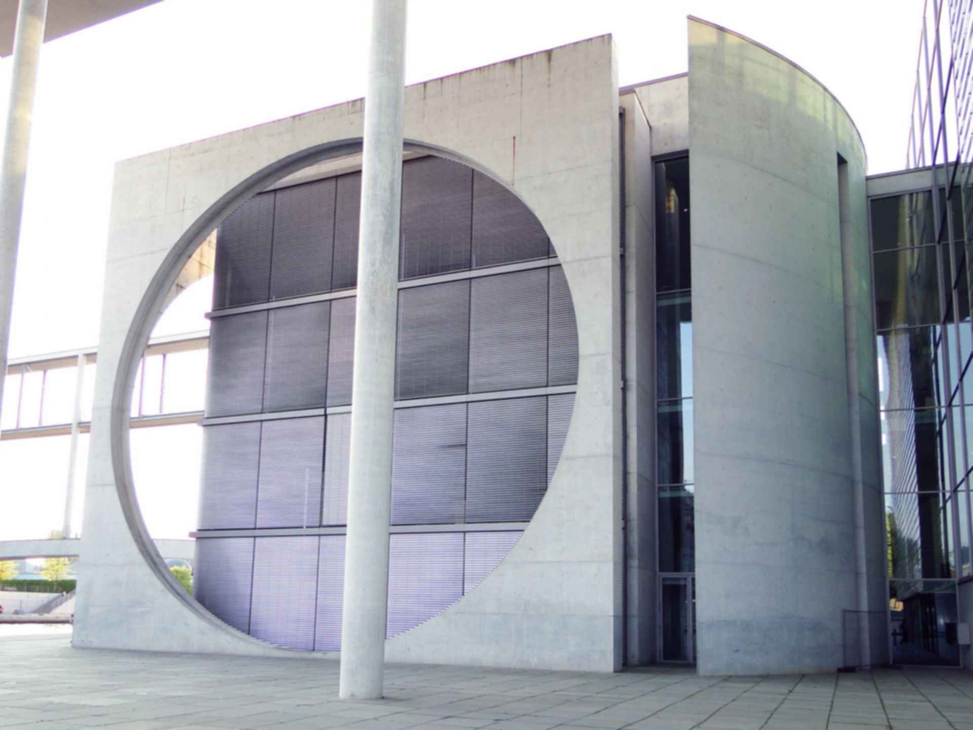 German Chancellery - Structure