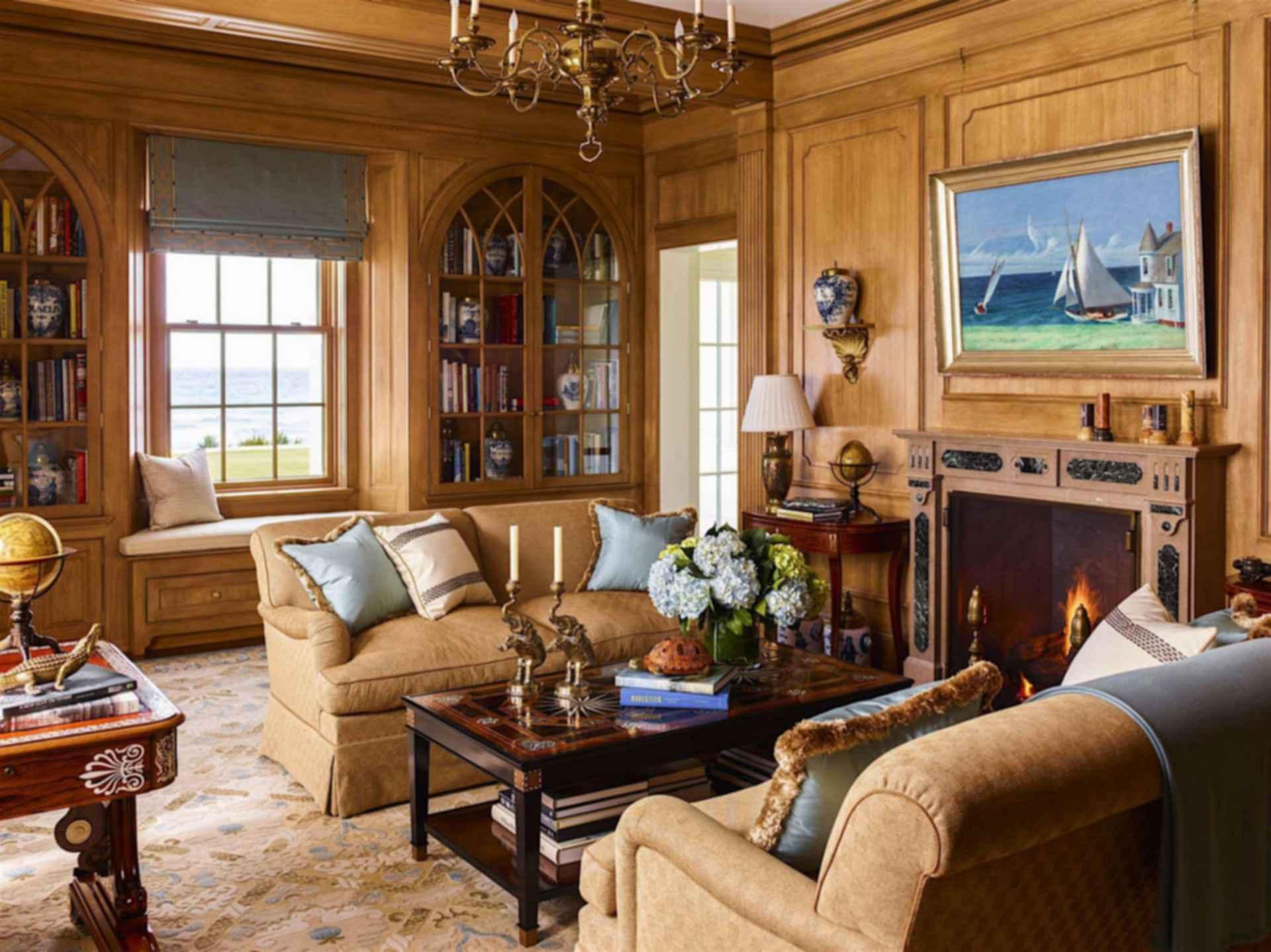 Palm Beach Waterfront Residence - Lounge