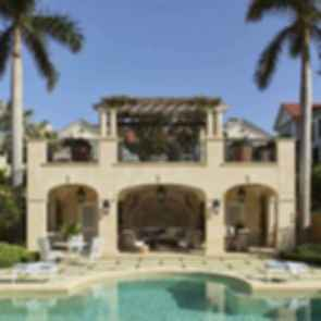 Palm Beach Waterfront Residence - Exterior