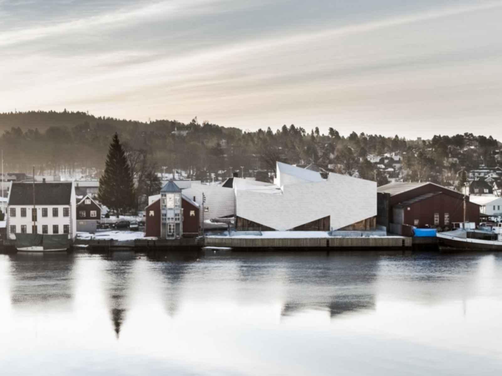 Porsgrunn Maritime Museum - Exterior