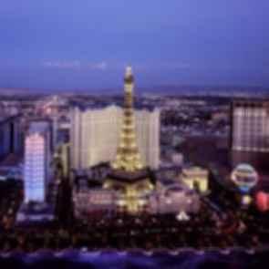 Paris Las Vegas - Exterior