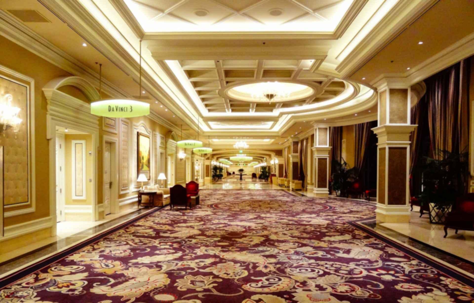 Bellagio - Foyer