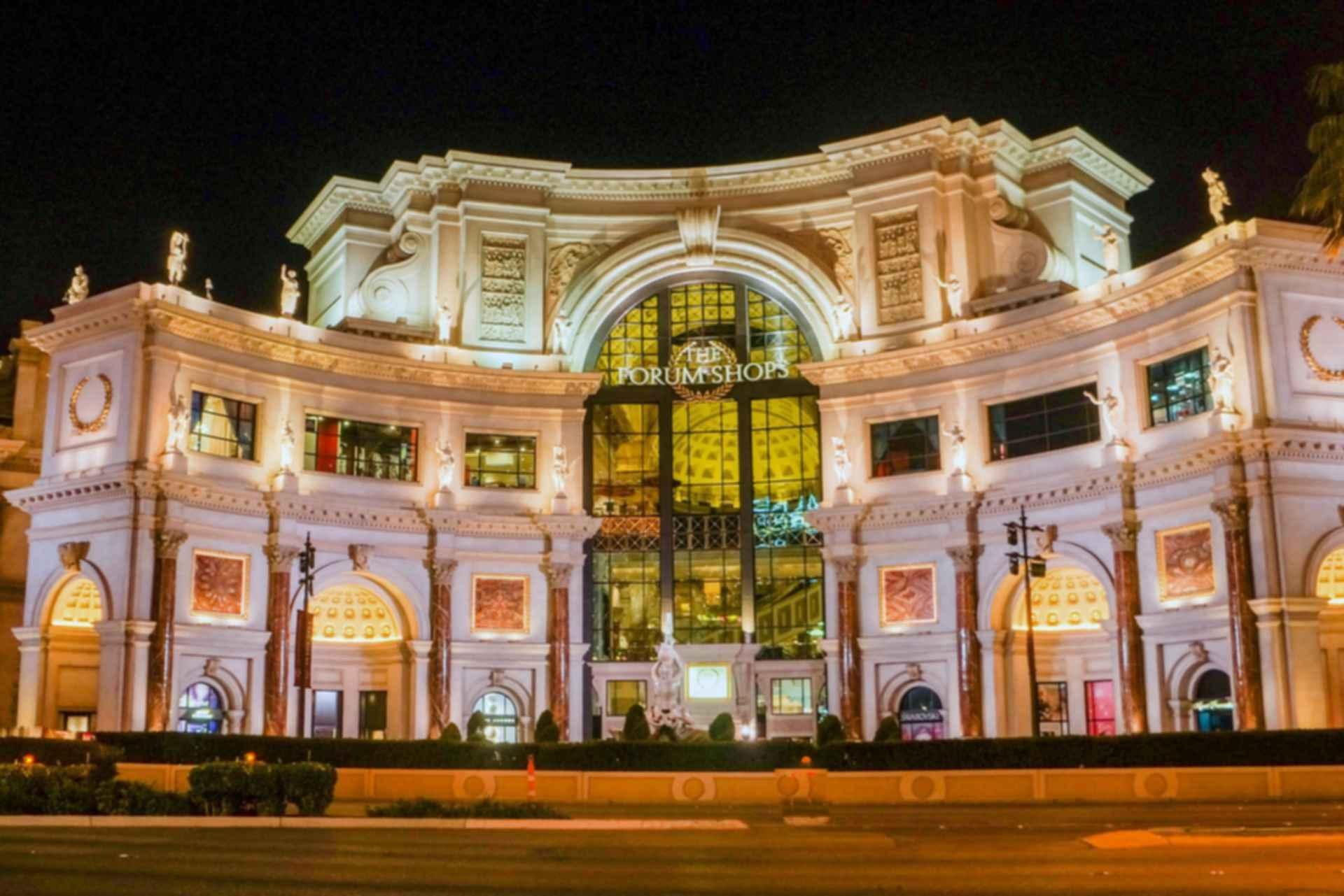 Caesars Palace Las Vegas - The Forum