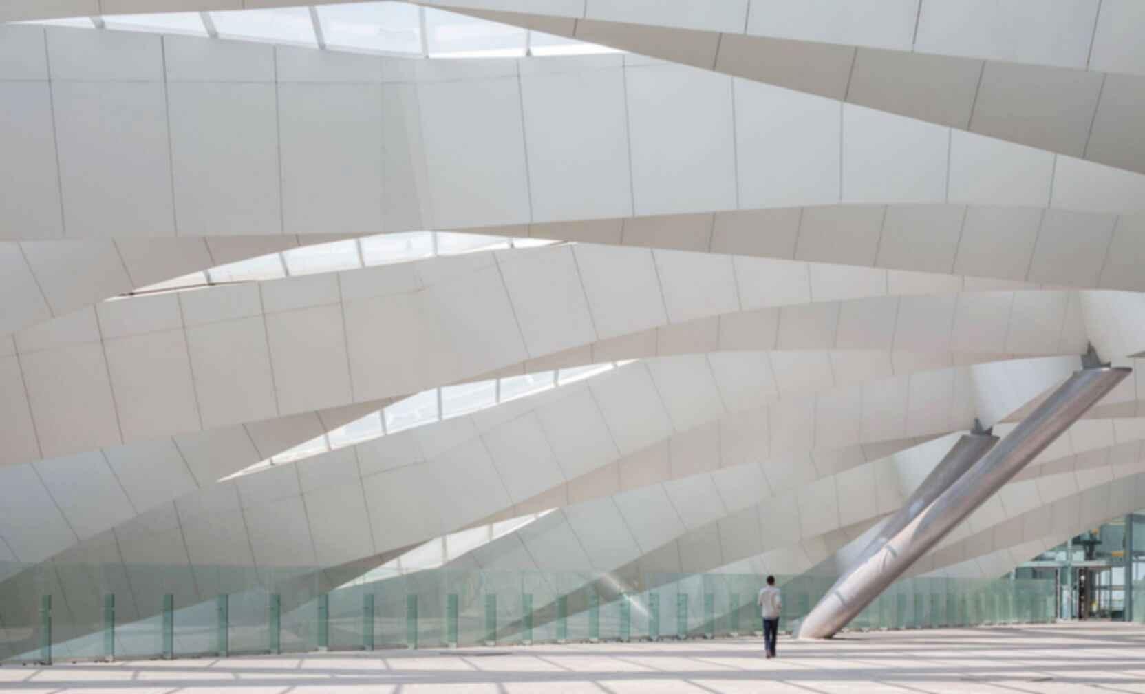 Parque Toreo - Structure