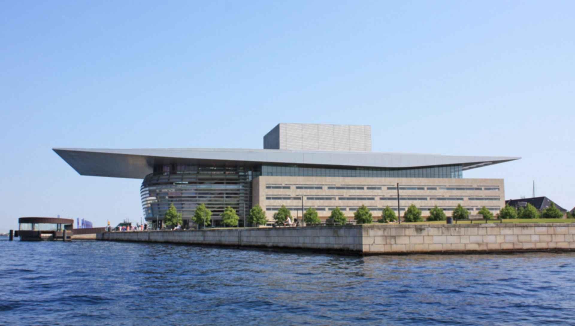 Copenhagen Opera House Modlar Com
