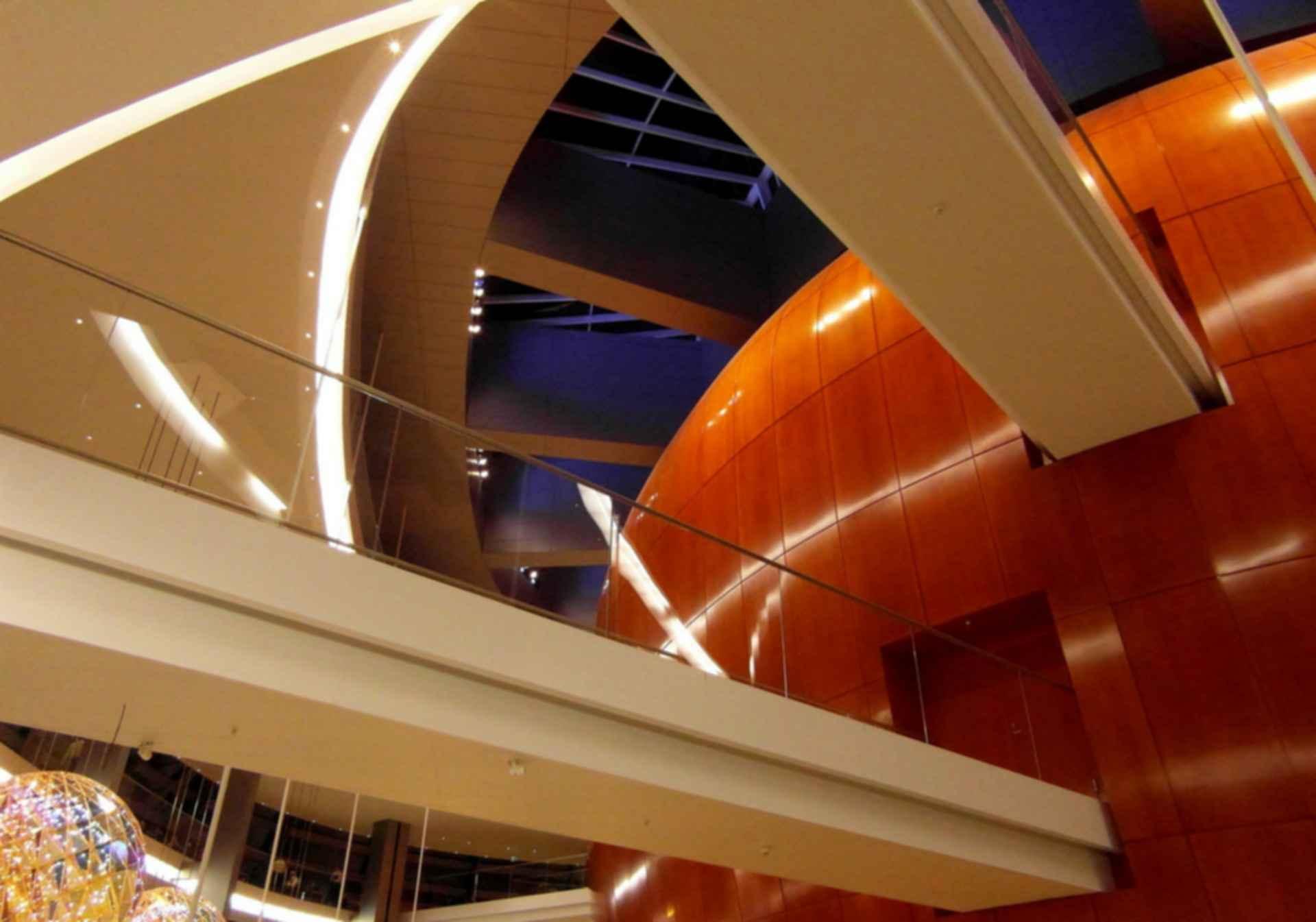 Copenhagen Opera House - Interior