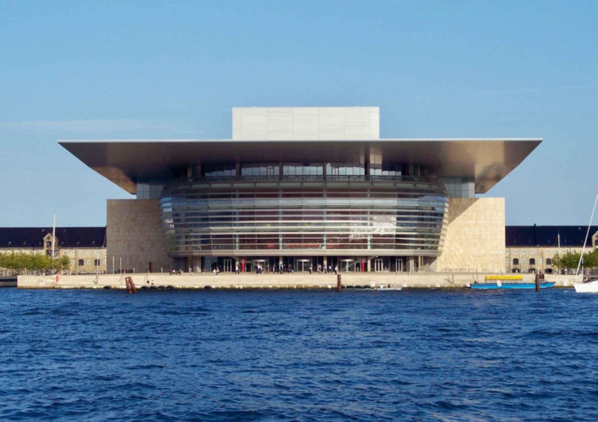 Copenhagen Opera House - Exterior