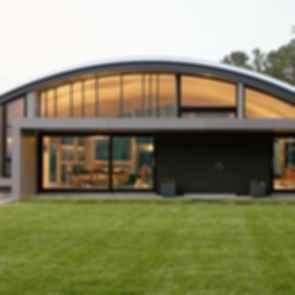 Arc House - Exterior