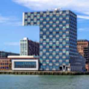 Shipping and Transport College Rotterdam - Exterior