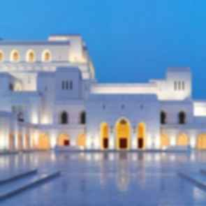 Royal Opera House Muscat - Exterior