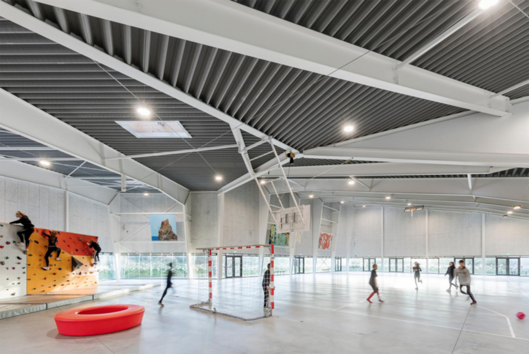 Ørestad Multi Sports Facility - Interior