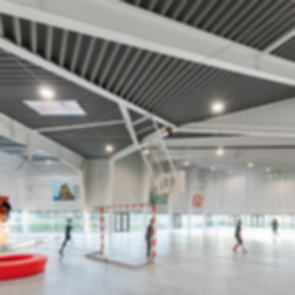 Ørestad Multi Sports Facility - Interior