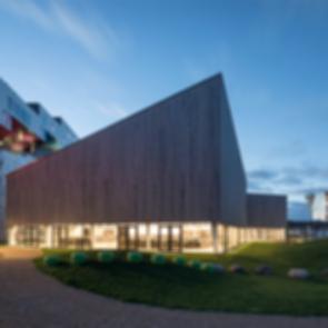 Ørestad Multi Sports Facility - Exterior