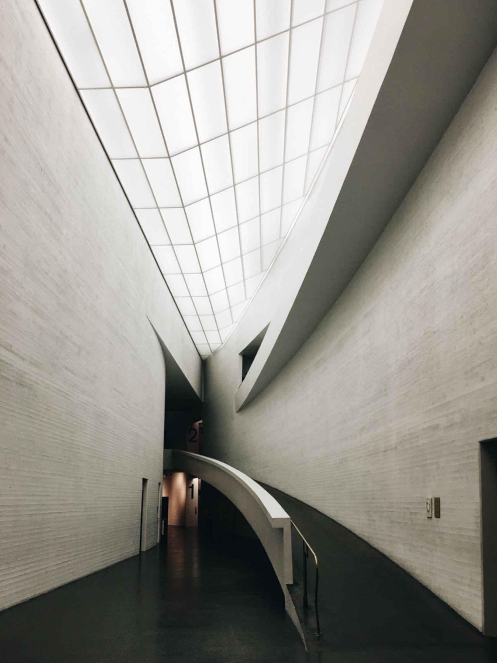 Kiasma Museum - Interior