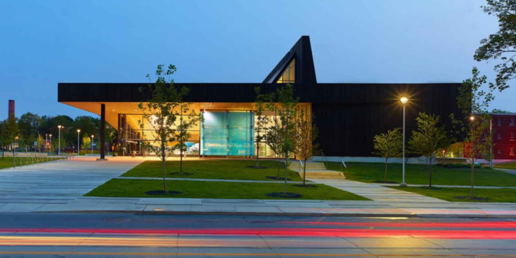 Regent Park Aquatics Centre