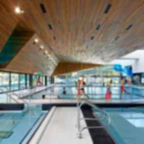 Regent Park Aquatics Centre - Pool