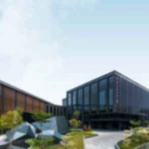Hwa Chong International School - Exterior