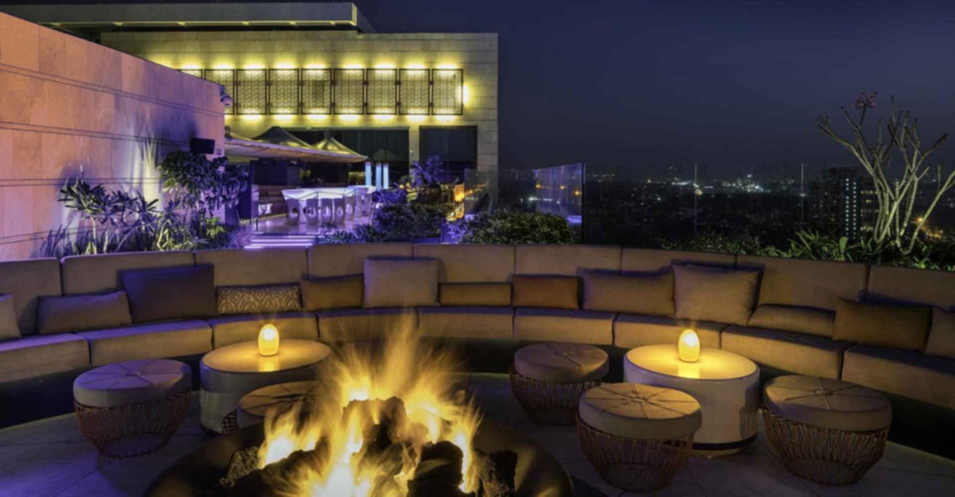 Ritz-Carlton Bangalore - Rooftop