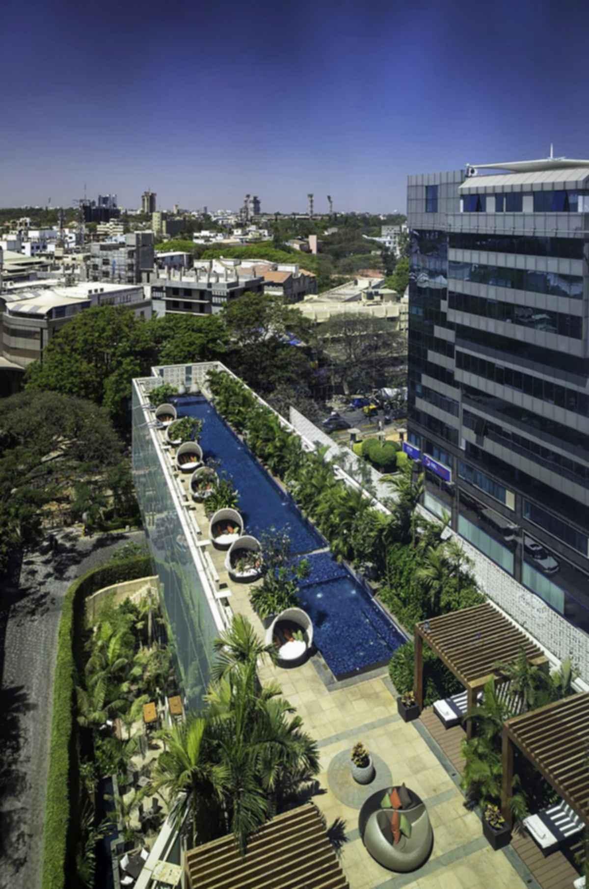 Ritz-Carlton Bangalore - Pool