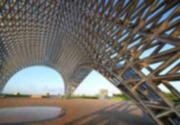 Nanhuizui Sea View Park - Structure
