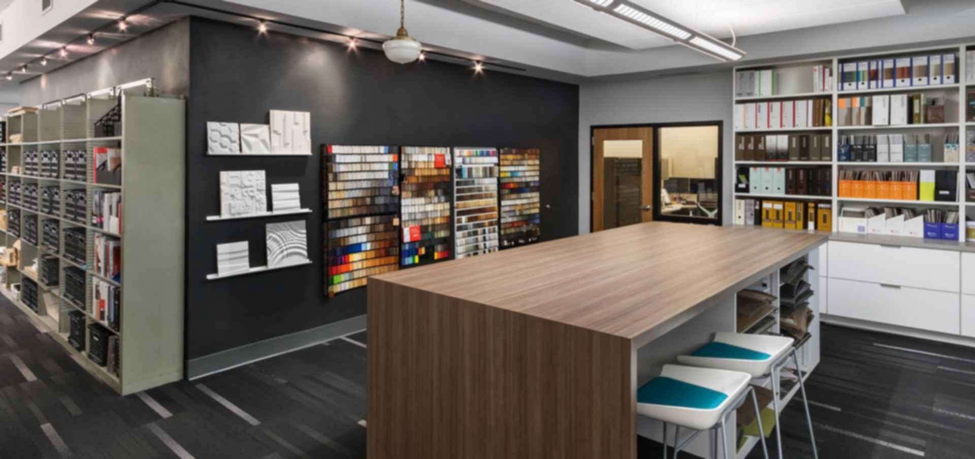 Architecture Incorporated Office Remodel - Casual Space