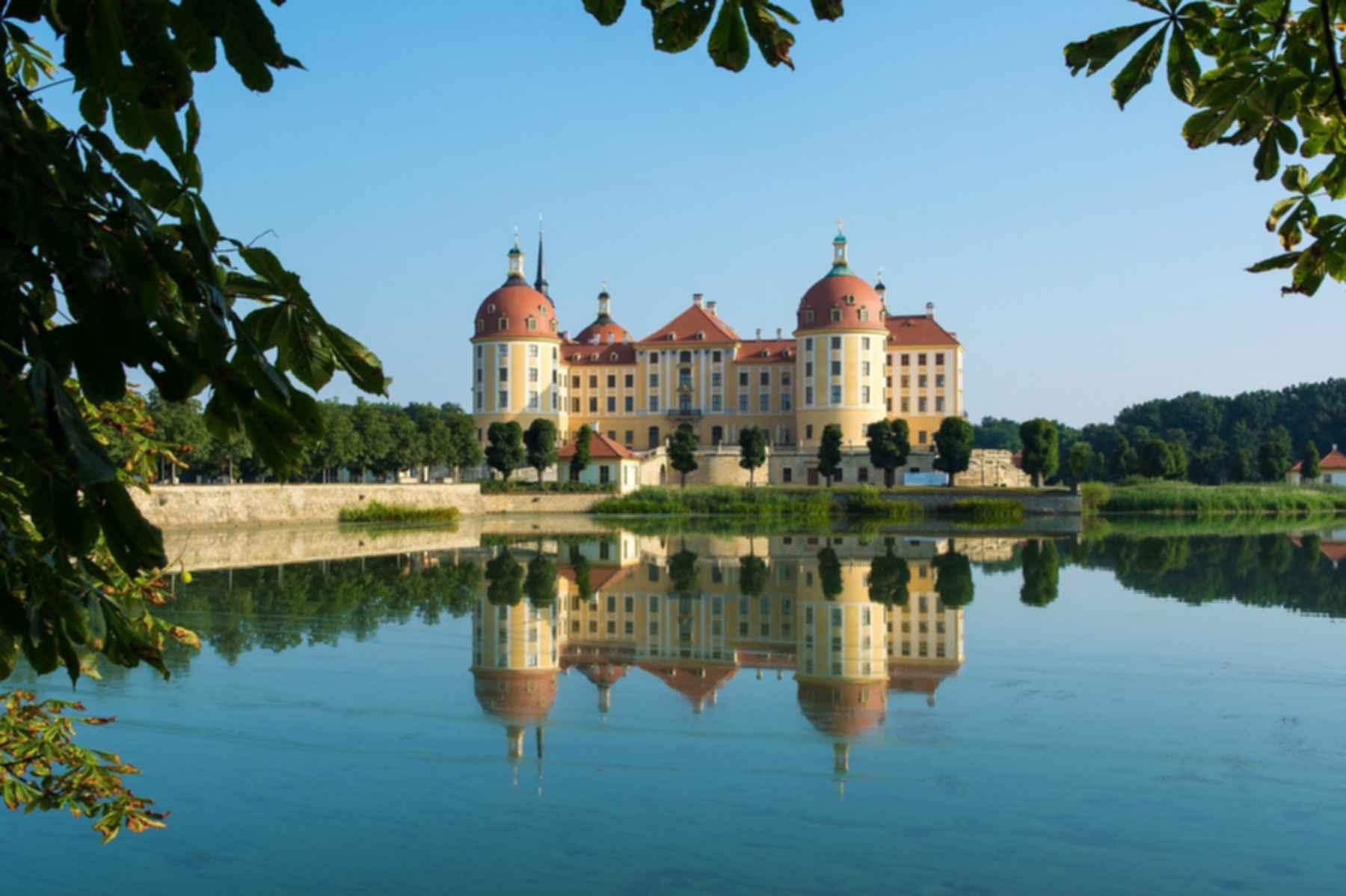 Moritzburg Castle - Exterior