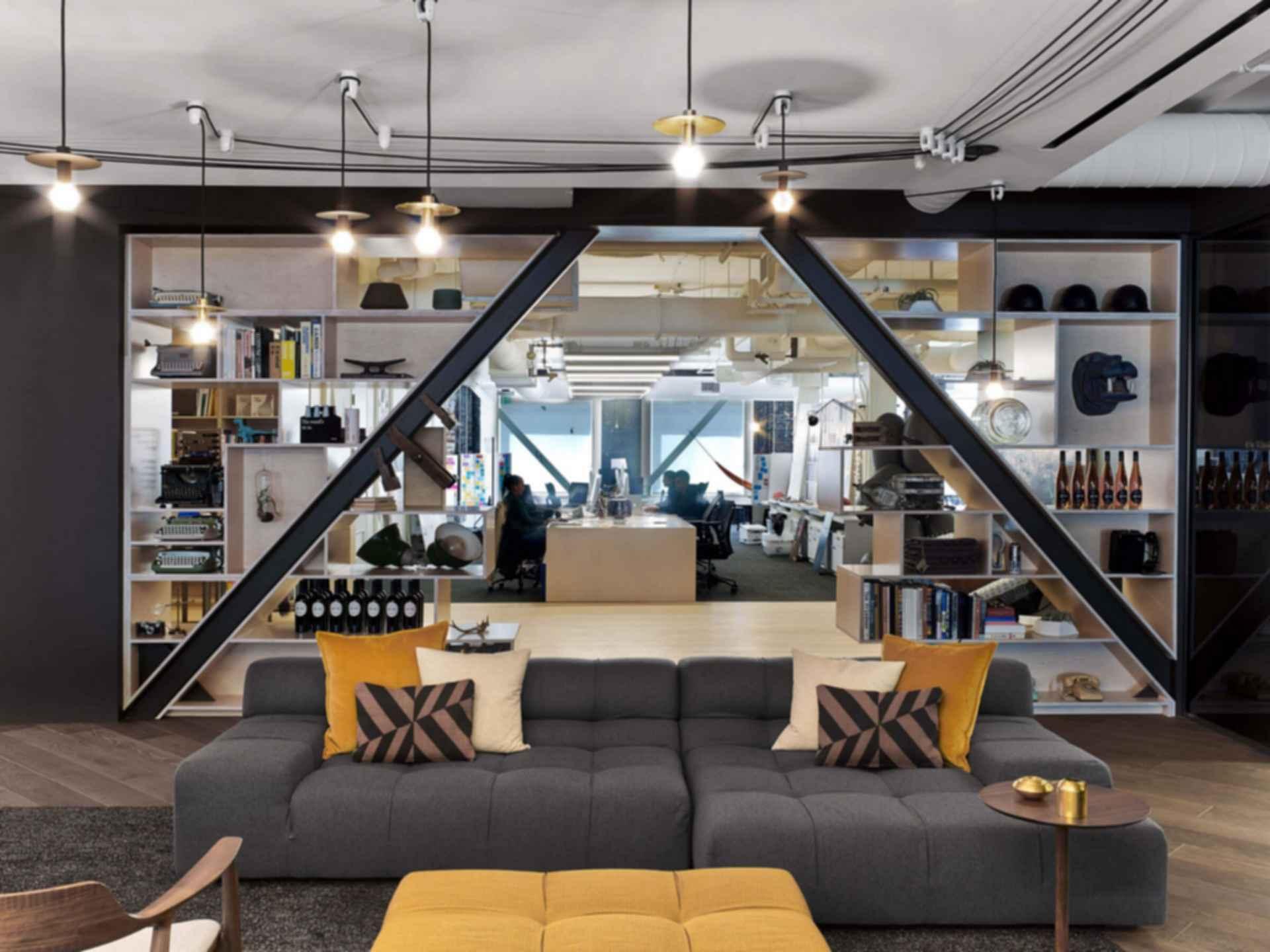 Rapt Studio San Francisco Offices - Work Station