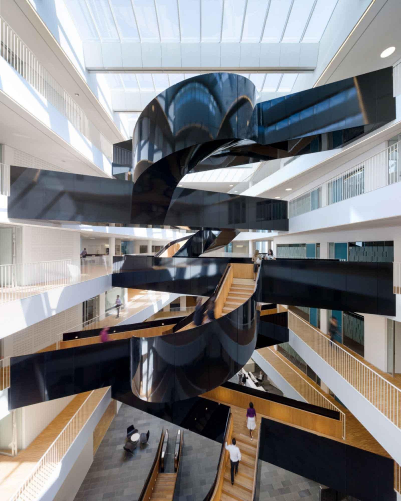 UN City - Atrium