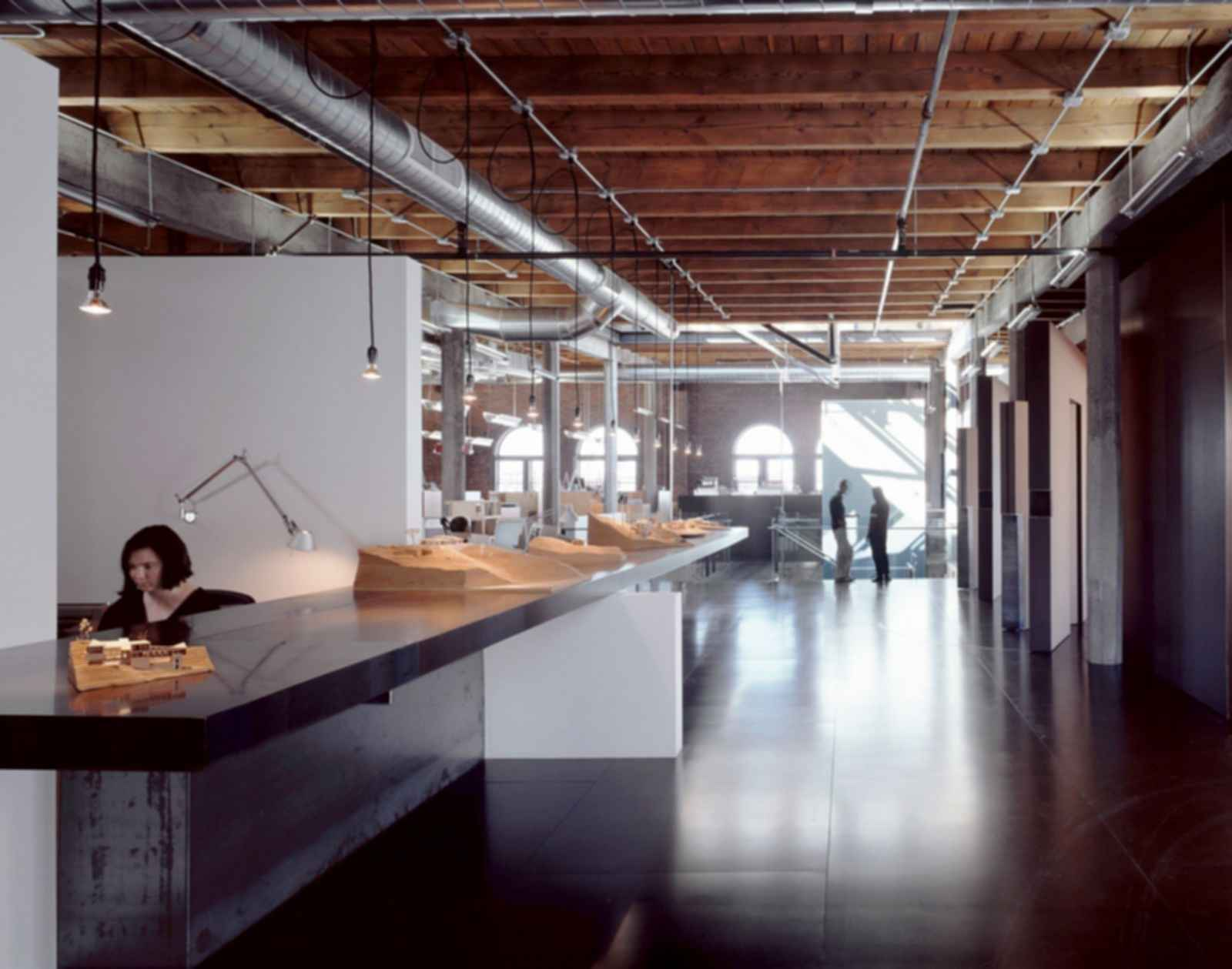 Olson Kundig Office - Interior