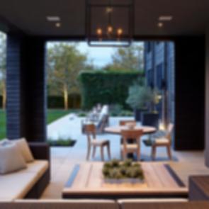 Bridgehampton Residence - Patio