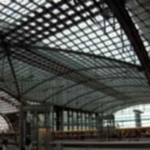 Berlin Central Station - Interior