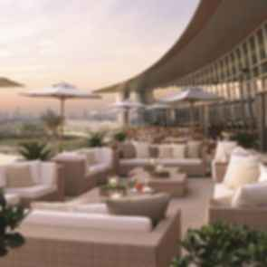 Al Badia Golf Club - Terrace
