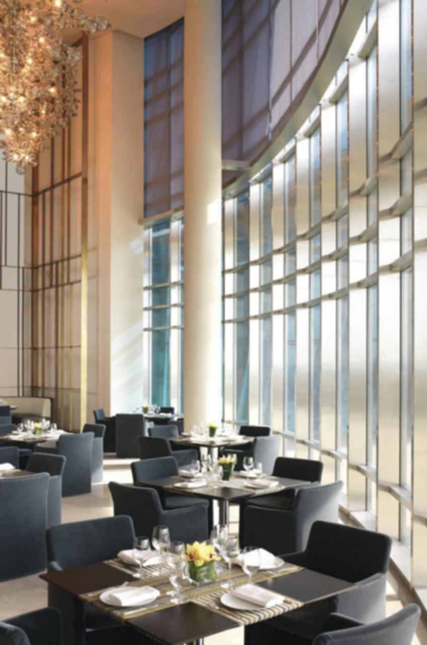 Al Badia Golf Club - Lounge Area