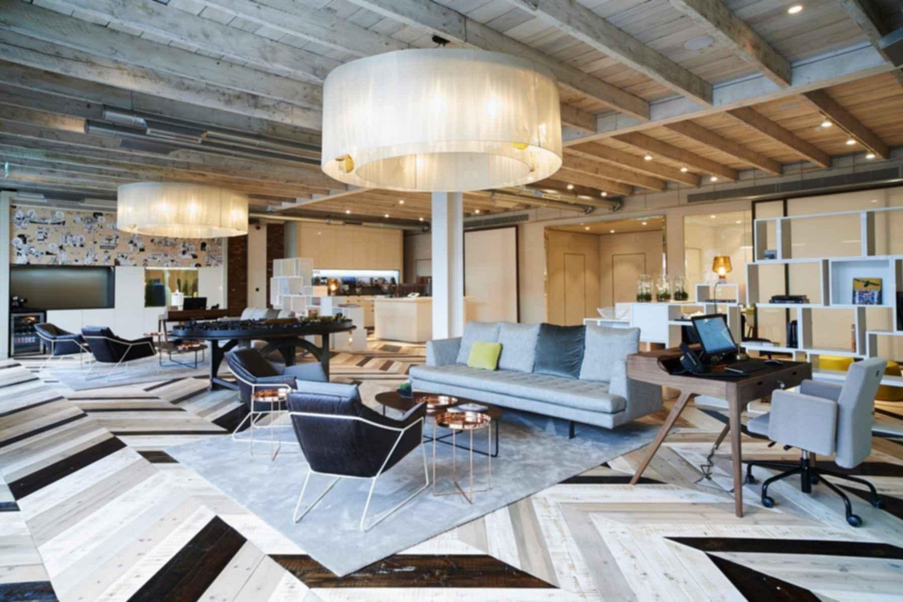 Kings Cross Residential Marketing Suite