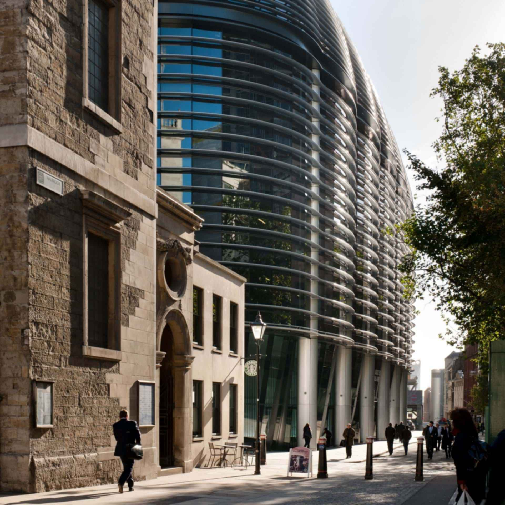 The Walbrook - Exterior