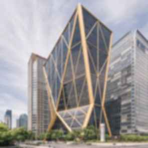 Citibank Headquarters - Exterior