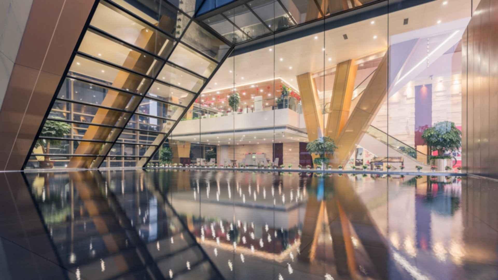Citibank Headquarters - Interior