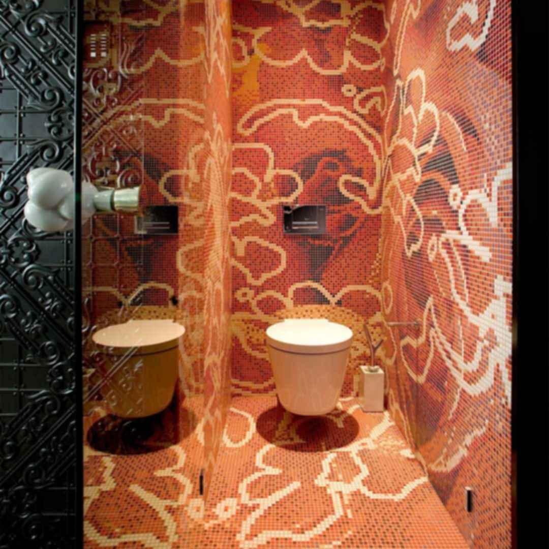 Amsterdam Residence - Toilet