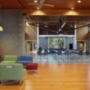 Brightwater Center - Interior