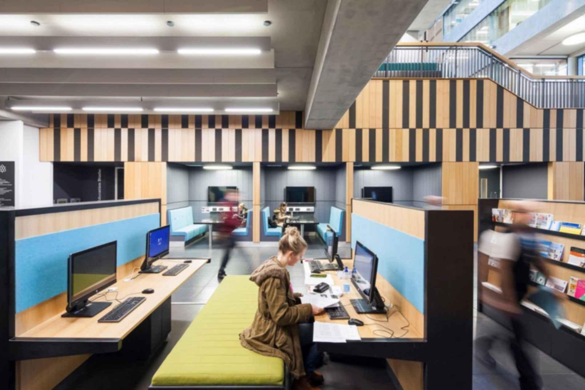 Manchester Metropolitan University - Interior