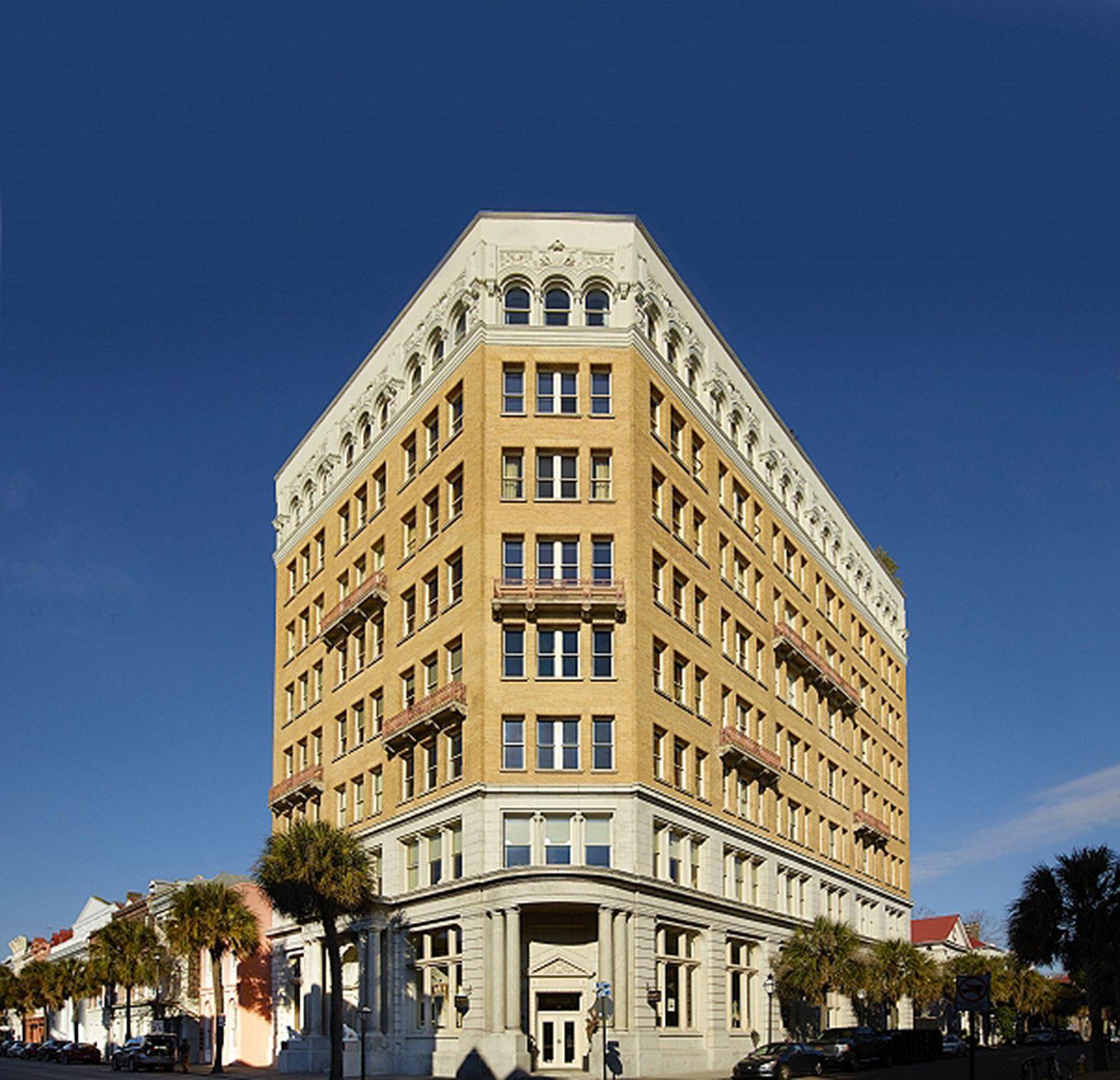 Charleston Penthouse Exterior Modlar Com