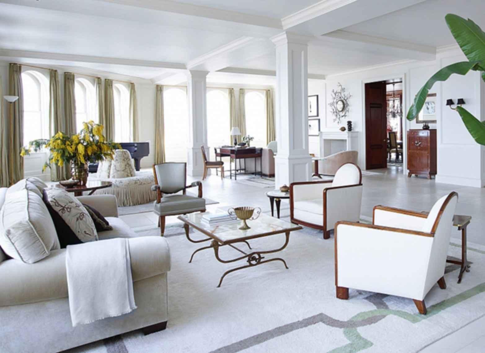 Charleston Penthouse - Living Space