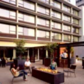 Hotel Modera - Outdoor Lounge