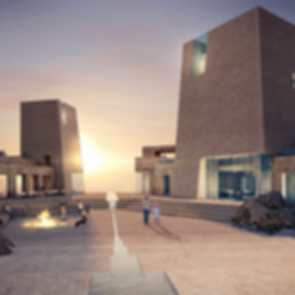 Batu Bay - Concept Courtyard